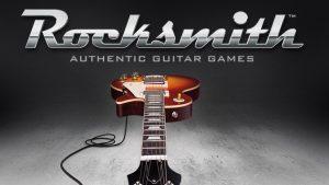 rocksmith pour apprendre la guitare